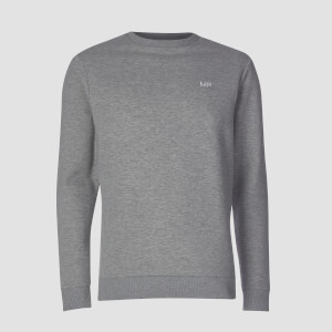 MP Essentials Sweater - Grey Marl