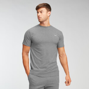 MP Men's Essentials T-Shirt - Grey Marl