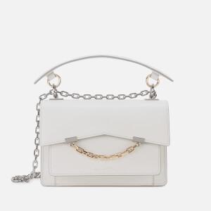 Karl Lagerfeld Women's K/Karl Seven Shoulder Bag - White