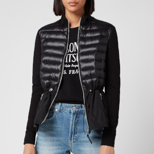 Mackage Women's Joyce Mixed Padded Jacket - Black