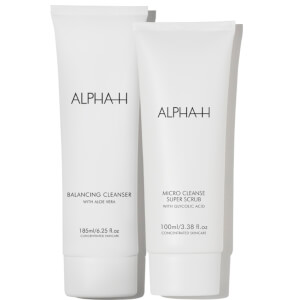 Alpha-H Exfoliating Cleanse Set