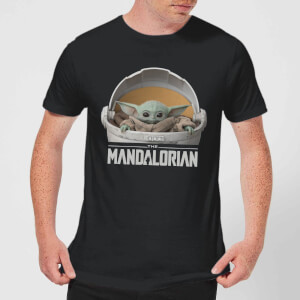 Camiseta The Mandalorian The Child - Hombre - Negro