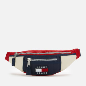 Tommy Jeans Women's Heritage Canvas Bumbag - Corporate