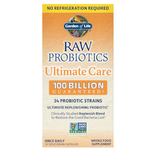 Raw Microbiome Ultimate Shelf - 30 Capsules