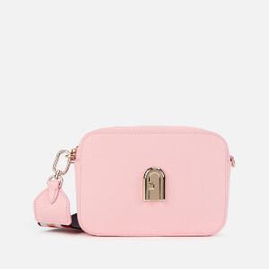 Furla Women's Sleek Mini Cross Body Bag - Pink