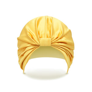 SILKE Hair Wrap The Sienna - Golden Yellow