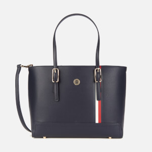 Tommy Hilfiger Women's Honey Medium Tote Bag - Sky Captain