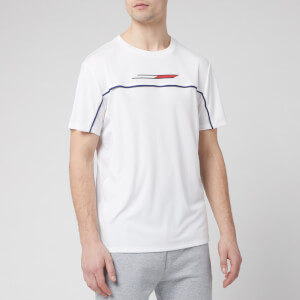 Tommy Sport Men's Performance Top - White