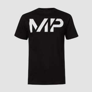 MP Grit T-Shirt - Black