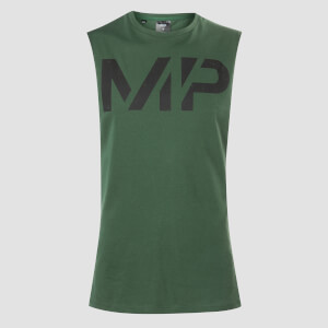MP Men's Grit Tank - Hunter Green