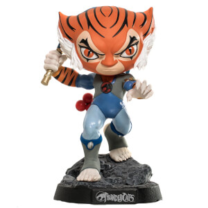 Figurine en PVC Iron Studios Thundercats Mini Co. Tygra 14 cm
