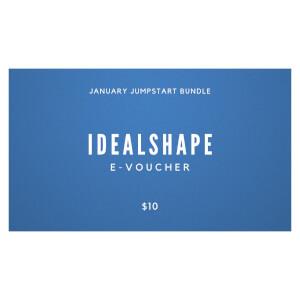 IdealShape $10 E-Gift Card
