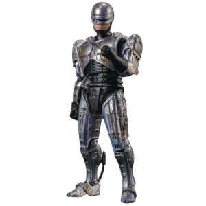 HIYA Toys Robocop 1 Battle Damage Robocop Px 1/18 Scale Figure