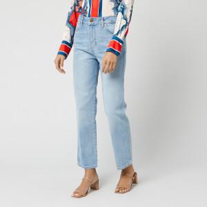 Victoria, Victoria Beckham Women's Cali Jeans - Cloud Blue