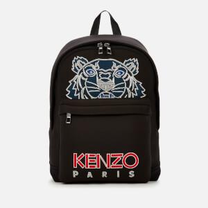 KENZO Men's Neoprene Backpack - Black