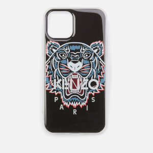 KENZO Men's Tiger iPhone 11 Pro Case - Black