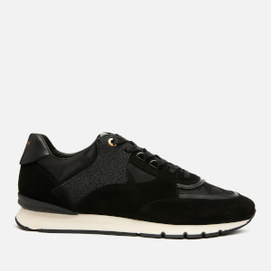 Android Homme Men's Belter 2.0 Caviar Camo Running Style Trainers - Space Black