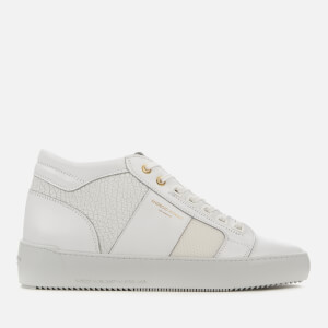 Android Homme Men's Propulsion Mid Geo Raptor Emboss Trainers - Achromatic White