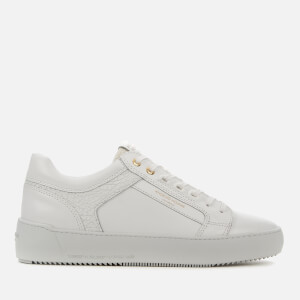 Android Homme Men's Venice Raptor Emboss Low Top Trainers - Achromatic White