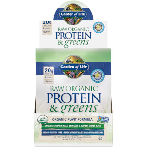 Raw Organic Protein and Greens - Single Sample Sachet