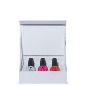OPI Mexico City Limited Edition Nail Polish Full Size Three Colour Gift Set