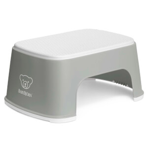 BABYBJÖRN Step Stool - Grey