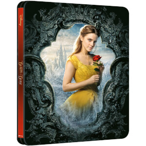 Exclusivité Zavvi: Steelbook La Belle et la Bête (Live) – 4K Ultra HD (Blu-ray 2D Inclus)