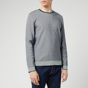 Ted Baker Men's Carriag Crewneck Sweatshirt - Navy