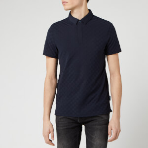 Armani Exchange Men's Polo Shirt - Navy