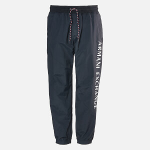 Armani Exchange Men's Track Pants - Navy