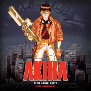 Akira (Original Soundtrack) 2x Colour LP