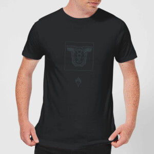 Magic: The Gathering Theros: Beyond Death Mask Men's T-Shirt - Black