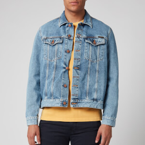 Nudie Jeans Men's Jerry Denim Jacket - Indigo Gaze