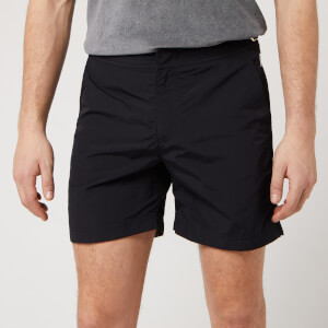 Orlebar Brown Men's Bulldog Swim Shorts - Black