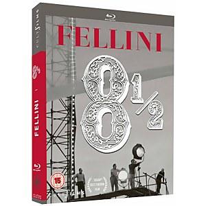 Fellini's 8 1/2 - Blu-ray