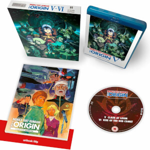 Mobile Suit Gundam the Origin V-VI - Collector's Edition
