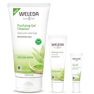 Weleda Blemished Skin Regime (Worth $75.85)