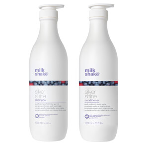 milk_shake Silver Shine Shampoo and Conditioner 1000ml