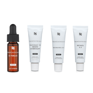 SkinCeuticals 4-Piece Sample Pack (Worth $66.00)