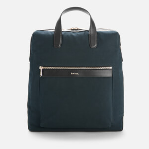 PS Paul Smith Men's Canvas Tote Bag - Navy