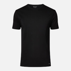PS Paul Smith Men's 2 Pack T-Shirts - Black/White