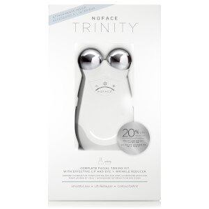 NuFACE Trinity Complete Facial Toning Kit - Anniversary Collection