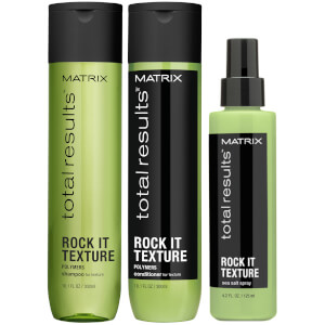 Matrix Total Results Rock It Texture Trio