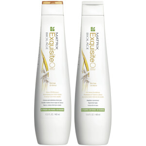 Biolage Exquisite Oil Shampoo and Conditioner Duo