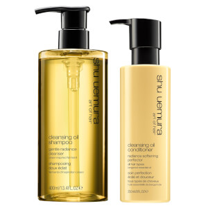 Shu Uemura Art of Hair Cleansing Oil Shampoo and Conditioner Duo