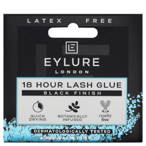 Eylure 18H Lash Glue Latex Free Black