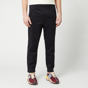 AMI Men's Technical Track Pants - Noir