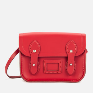 The Cambridge Satchel Company Women's Tiny Satchel - Red Berry