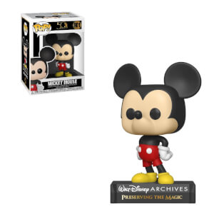 Disney Archives Current Mickey Mouse Pop! Vinyl Figure