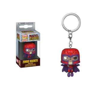 Marvel Zombies Magneto Funko Pop! Keychain